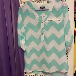 NEVER WORN! Justify Blouse